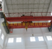 LH-electric hoist bridge crane