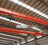 LD-electric single-girder crane